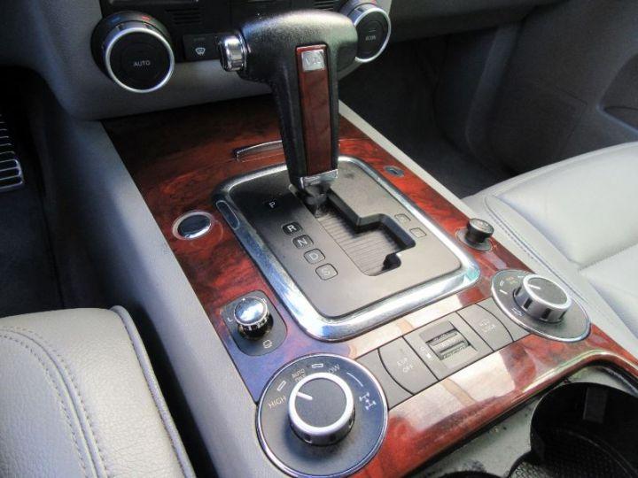 Volkswagen Touareg 5.0 V10 TDI 313CH TIPTRONIC GRIS FONCE Occasion - 13