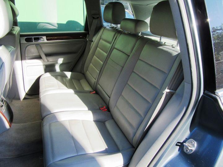 Volkswagen Touareg 5.0 V10 TDI 313CH TIPTRONIC GRIS FONCE Occasion - 9