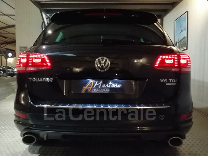 Volkswagen Touareg II 3.0 V6 TDI 245 FAP BLUEMOTION TECHNOLOGY R-LINE EDITION TIPTRONIC noir metal - 4