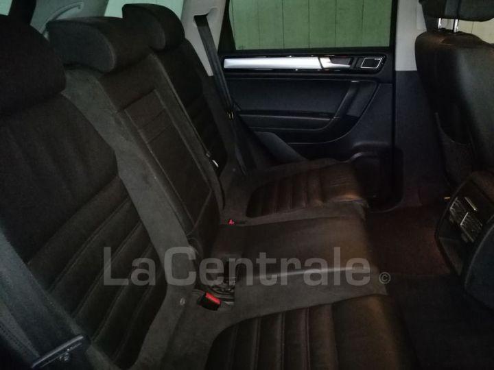 Volkswagen Touareg II 3.0 V6 TDI 245 FAP BLUEMOTION TECHNOLOGY R-LINE EDITION TIPTRONIC noir metal - 8