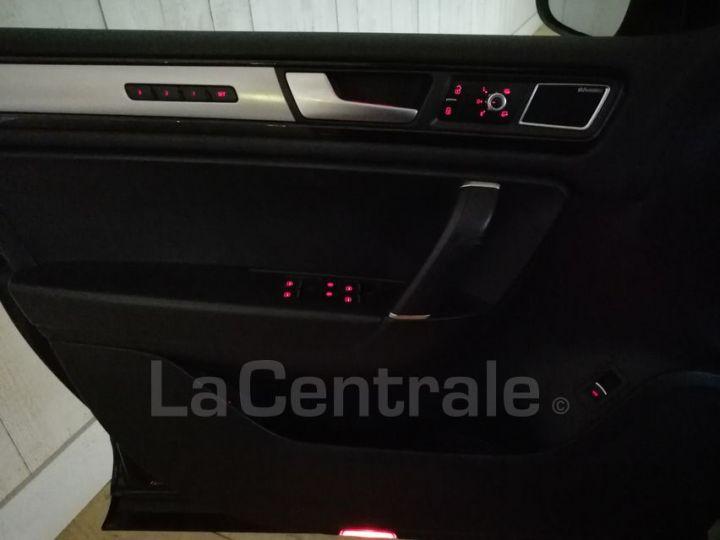 Volkswagen Touareg II 3.0 V6 TDI 245 FAP BLUEMOTION TECHNOLOGY R-LINE EDITION TIPTRONIC noir metal - 9