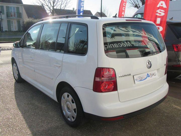 Volkswagen Touran 1.4 TSI 140CH CONFORTLINE DSG7 Blanc - 3
