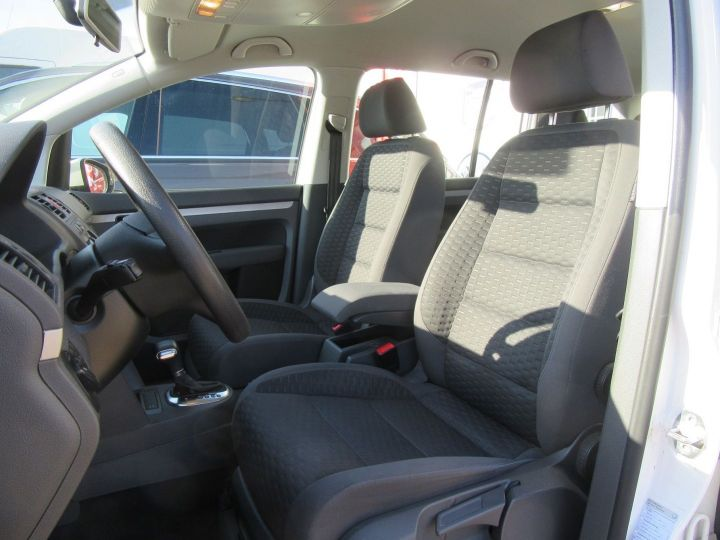 Volkswagen Touran 1.4 TSI 140CH CONFORTLINE DSG7 Blanc - 4