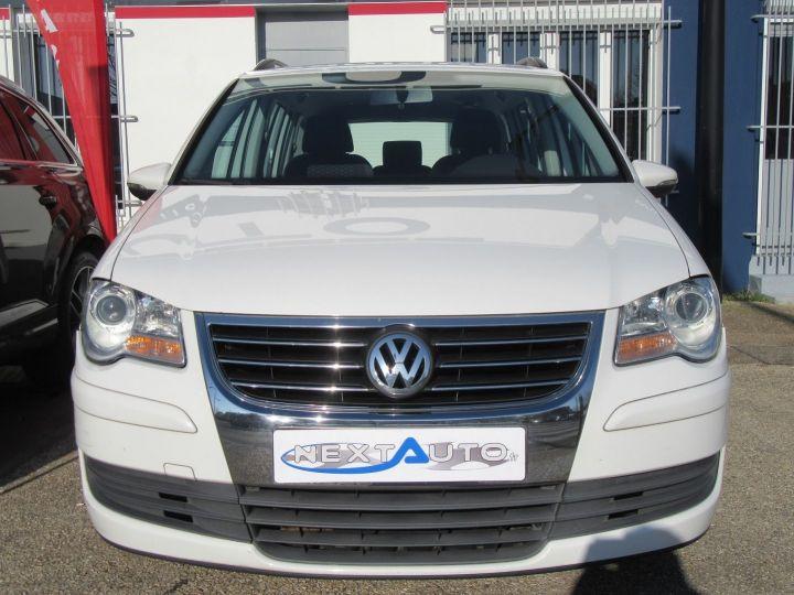 Volkswagen Touran 1.4 TSI 140CH CONFORTLINE DSG7 Blanc - 6