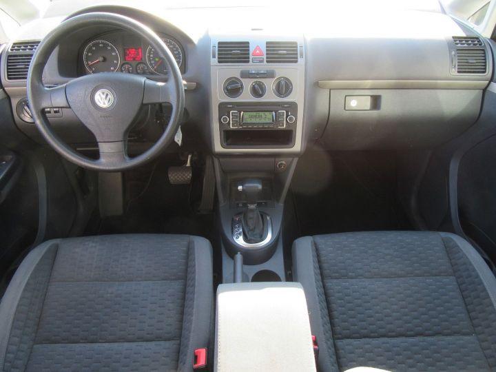 Volkswagen Touran 1.4 TSI 140CH CONFORTLINE DSG7 Blanc - 8