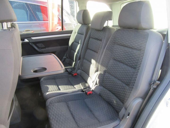 Volkswagen Touran 1.4 TSI 140CH CONFORTLINE DSG7 Blanc - 9