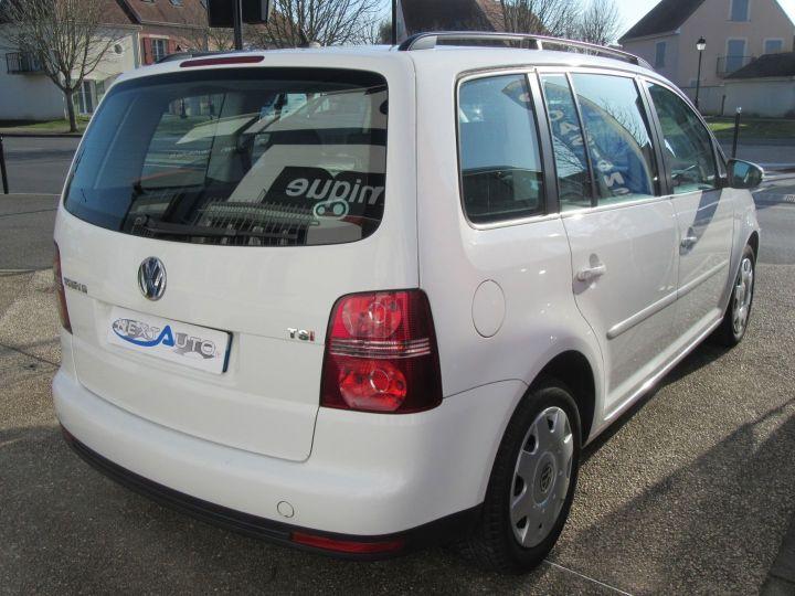 Volkswagen Touran 1.4 TSI 140CH CONFORTLINE DSG7 Blanc - 11