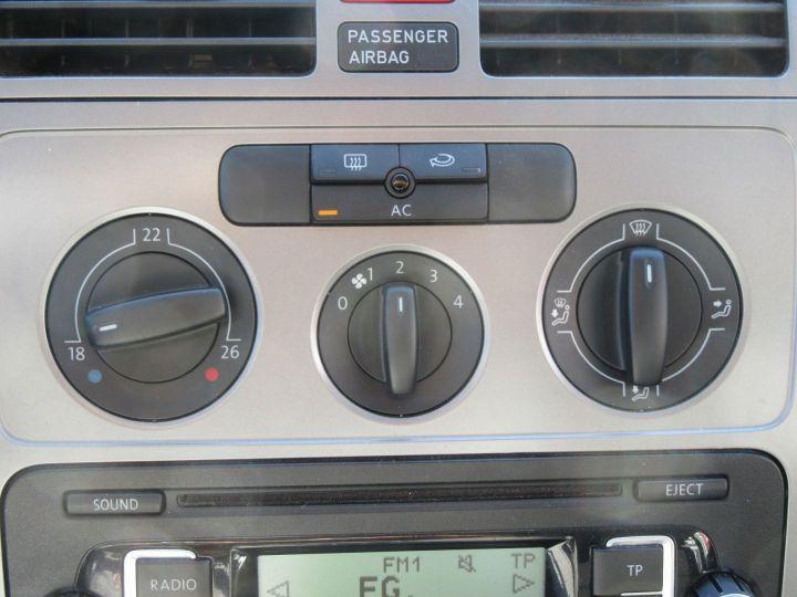 Volkswagen Touran 1.4 TSI 140CH CONFORTLINE DSG7 Blanc - 18