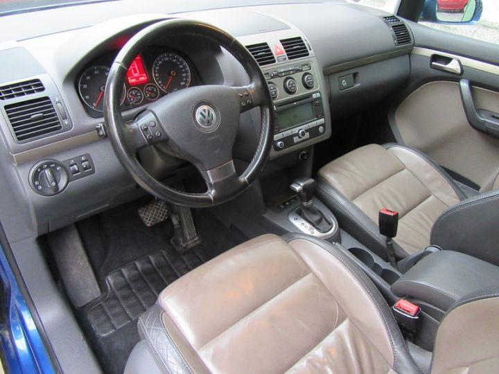 Volkswagen Touran 1.4 TSI 170CH CROSSDSG6 BLEU Occasion - 2