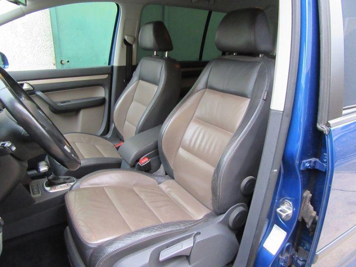 Volkswagen Touran 1.4 TSI 170CH CROSSDSG6 BLEU Occasion - 4