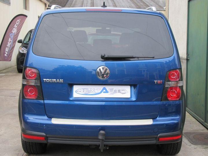 Volkswagen Touran 1.4 TSI 170CH CROSSDSG6 BLEU Occasion - 7
