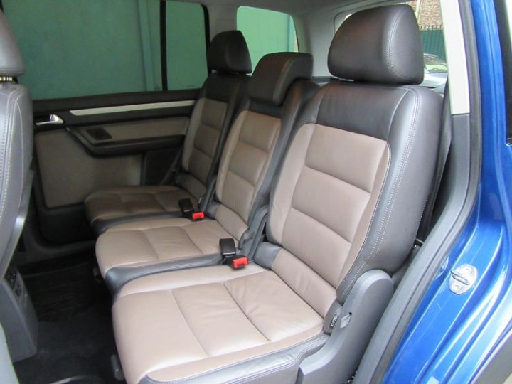 Volkswagen Touran 1.4 TSI 170CH CROSSDSG6 BLEU Occasion - 8