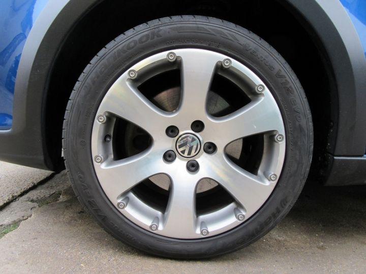 Volkswagen Touran 1.4 TSI 170CH CROSSDSG6 BLEU Occasion - 11