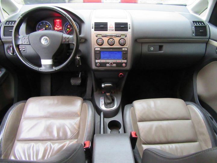 Volkswagen Touran 1.4 TSI 170CH CROSSDSG6 BLEU Occasion - 13