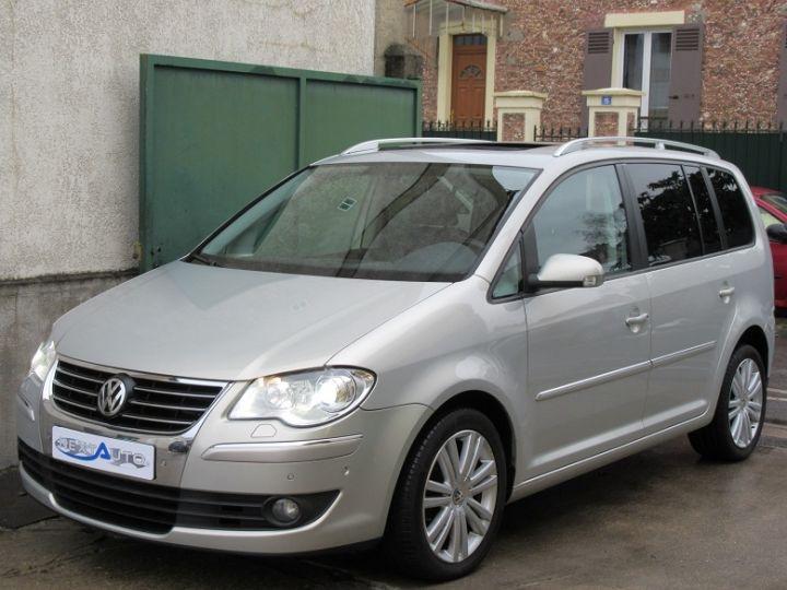 Volkswagen Touran 1.4 TSI 170CH SPORTLINE DSG6 GRIS CLAIR Occasion - 1