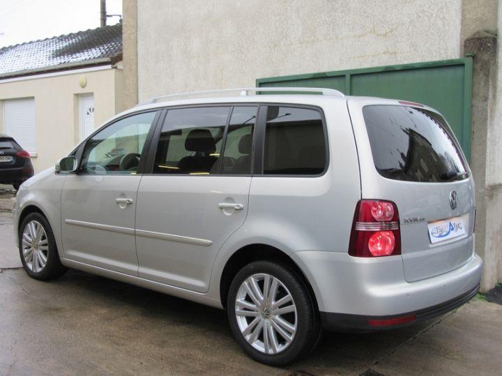 Volkswagen Touran 1.4 TSI 170CH SPORTLINE DSG6 GRIS CLAIR Occasion - 3