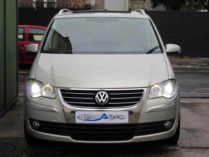 Volkswagen Touran 1.4 TSI 170CH SPORTLINE DSG6 GRIS CLAIR Occasion - 6