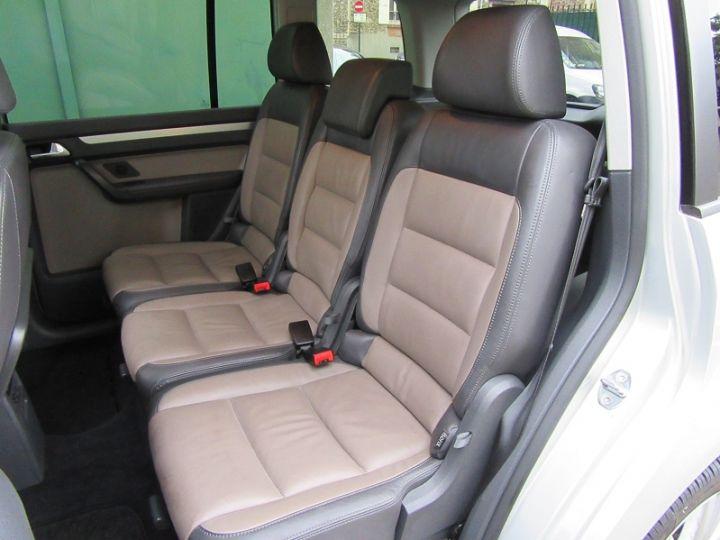 Volkswagen Touran 1.4 TSI 170CH SPORTLINE DSG6 GRIS CLAIR Occasion - 9