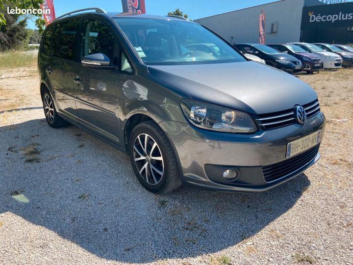 Volkswagen Touran 1.6 tdi 105 confortline 7 places Autre Occasion - 2