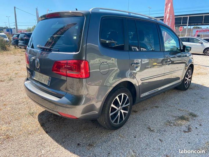 Volkswagen Touran 1.6 tdi 105 confortline 7 places Autre Occasion - 3