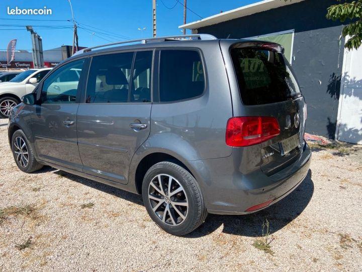 Volkswagen Touran 1.6 tdi 105 confortline 7 places Autre Occasion - 4