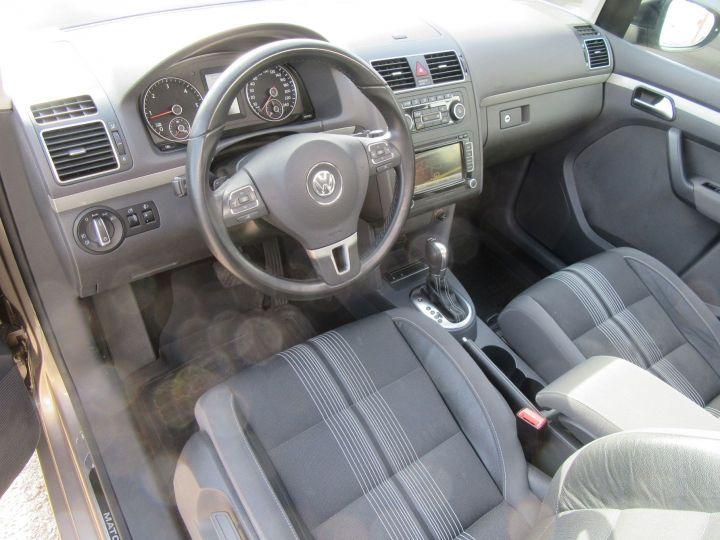 Volkswagen Touran 1.6 TDI 105CH BLUEMOTION FAP MATCH DSG7 Gris Sable - 2
