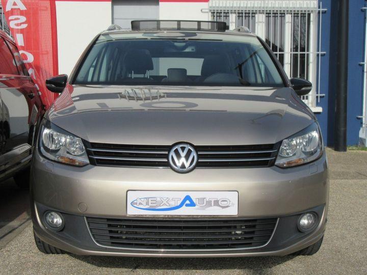 Volkswagen Touran 1.6 TDI 105CH BLUEMOTION FAP MATCH DSG7 Gris Sable - 6