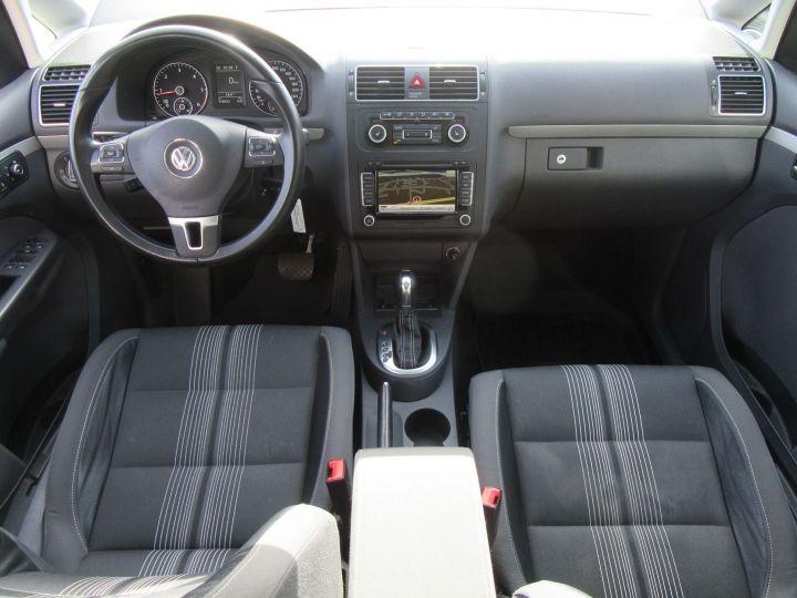 Volkswagen Touran 1.6 TDI 105CH BLUEMOTION FAP MATCH DSG7 Gris Sable - 8