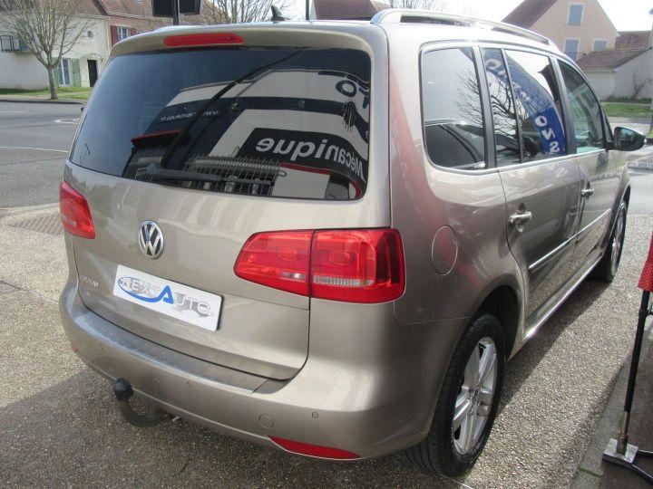 Volkswagen Touran 1.6 TDI 105CH BLUEMOTION FAP MATCH DSG7 Gris Sable - 10