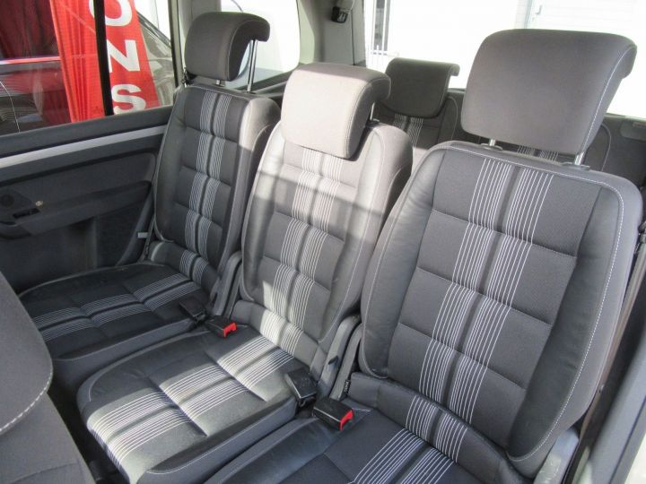 Volkswagen Touran 1.6 TDI 105CH BLUEMOTION FAP MATCH DSG7 Gris Sable - 12