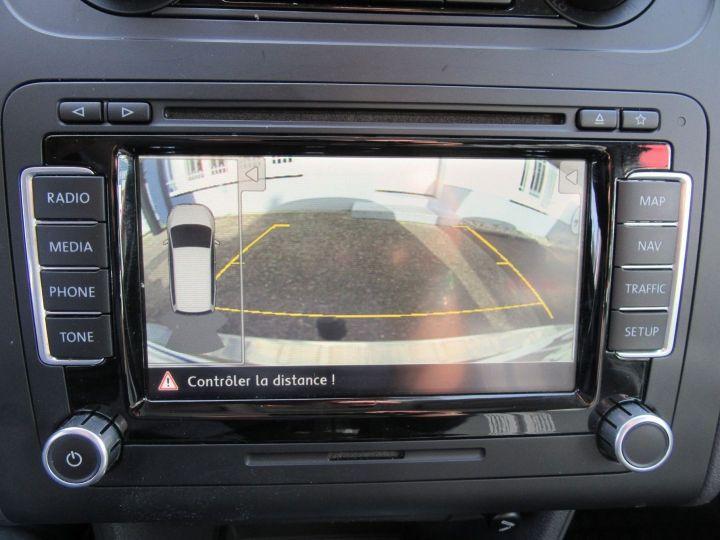 Volkswagen Touran 1.6 TDI 105CH BLUEMOTION FAP MATCH DSG7 Gris Sable - 14