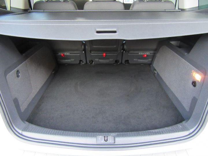 Volkswagen Touran 1.6 TDI 105CH BLUEMOTION TECHNOLOGY FAP CONFORTLINE BUSINESS GRIS CLAIR Occasion - 11