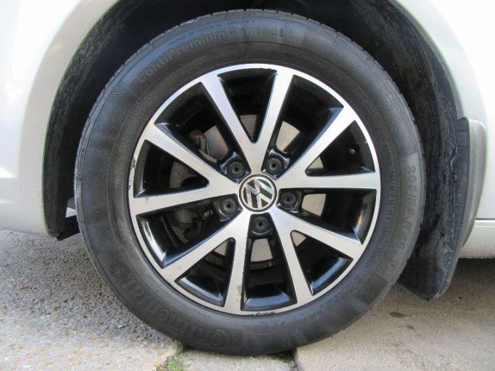Volkswagen Touran 1.6 TDI 105CH BLUEMOTION TECHNOLOGY FAP CONFORTLINE BUSINESS GRIS CLAIR Occasion - 12