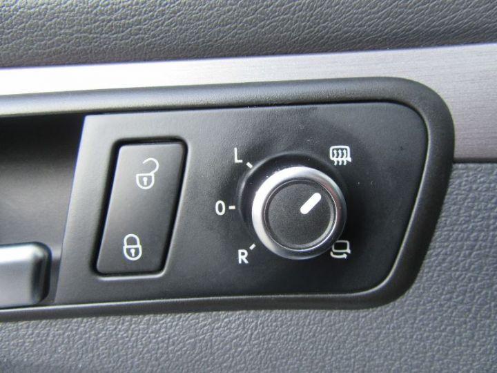 Volkswagen Touran 1.6 TDI 105CH BLUEMOTION TECHNOLOGY FAP CONFORTLINE BUSINESS GRIS CLAIR Occasion - 14