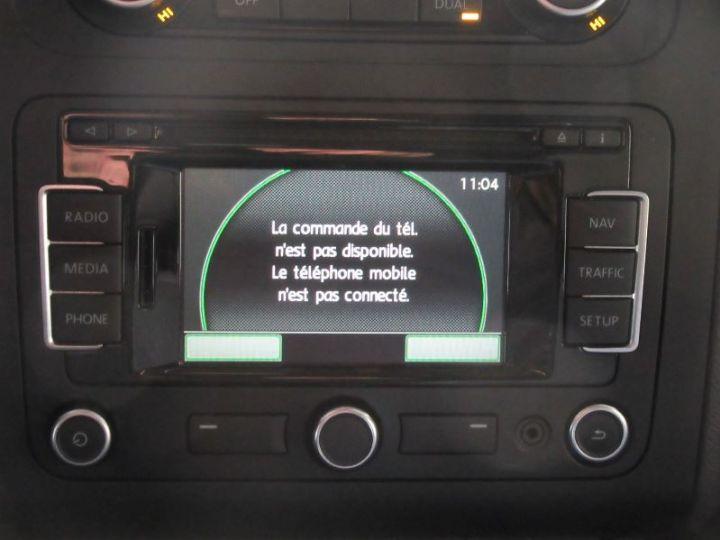 Volkswagen Touran 1.6 TDI 105CH BLUEMOTION TECHNOLOGY FAP CONFORTLINE BUSINESS GRIS CLAIR Occasion - 16