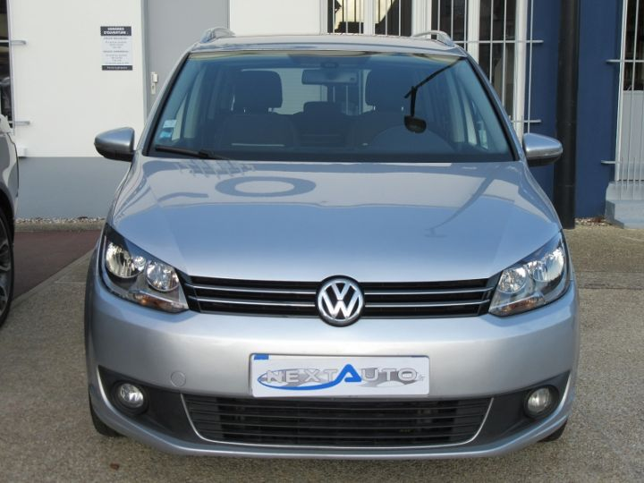 Volkswagen Touran 1.6 TDI 105CH BLUEMOTION TECHNOLOGY FAP CUP GRIS CLAIR Occasion - 7