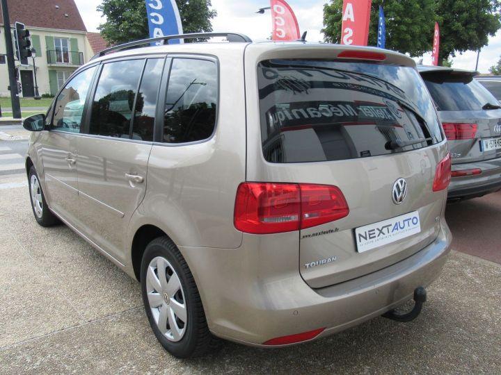 Volkswagen Touran 1.6 TDI 105CH FAP CONFORTLINE Beige Metallise - 3
