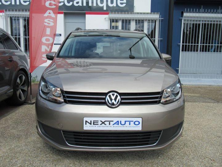 Volkswagen Touran 1.6 TDI 105CH FAP CONFORTLINE Beige Metallise - 6