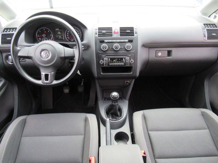 Volkswagen Touran 1.6 TDI 105CH FAP CONFORTLINE Beige Metallise - 9