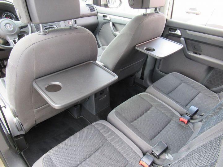 Volkswagen Touran 1.6 TDI 105CH FAP CONFORTLINE Beige Metallise - 12