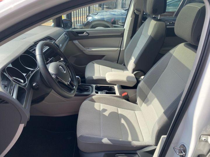 Volkswagen Touran 1.6 TDI 115cv confortline business  pack led blanc nacre - 4
