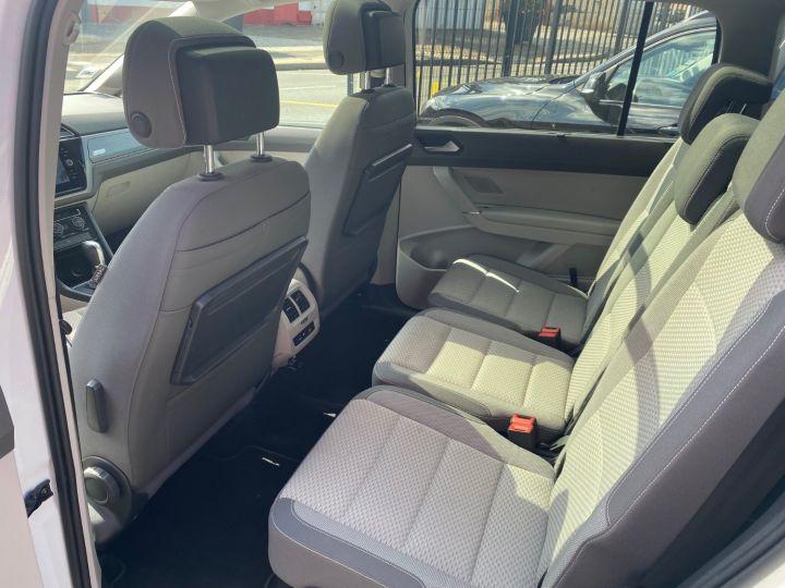 Volkswagen Touran 1.6 TDI 115cv confortline business  pack led blanc nacre - 5