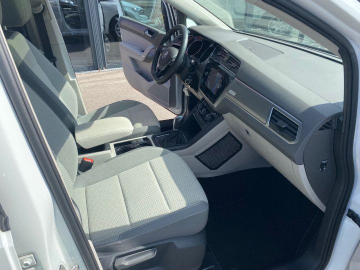 Volkswagen Touran 1.6 TDI 115cv confortline business  pack led blanc nacre - 8