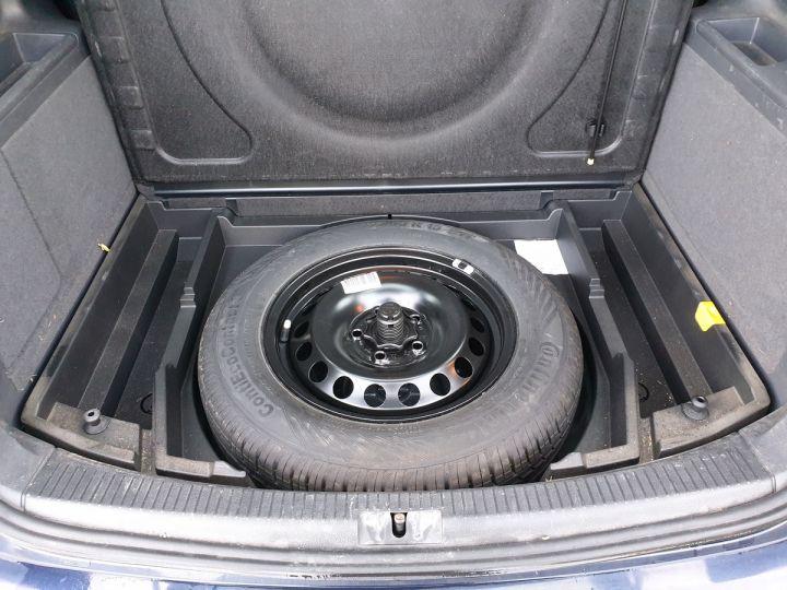Volkswagen Touran 1.6 TDI 90 BV6 1ére Main IIII Bleu Métallisé Occasion - 9
