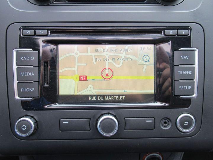 Volkswagen Touran 2.0 TDI 140CH FAP CARAT Marron - 9