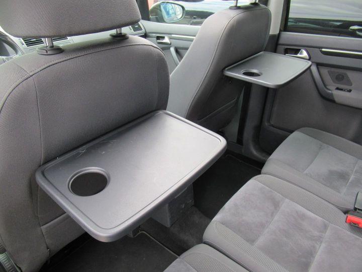 Volkswagen Touran 2.0 TDI 140CH FAP CARAT Marron - 20