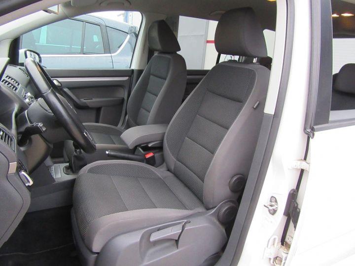 Volkswagen Touran 2.0 TDI 140CH FAP CONFORTLINE Blanc Occasion - 4
