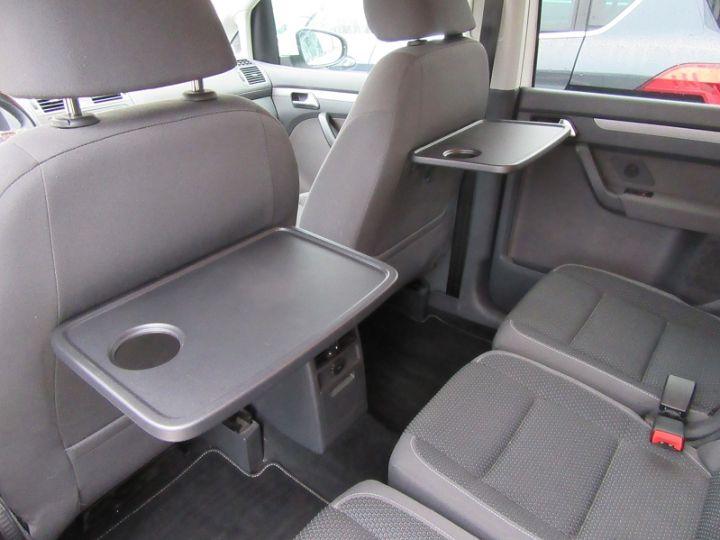 Volkswagen Touran 2.0 TDI 140CH FAP CONFORTLINE Blanc Occasion - 10
