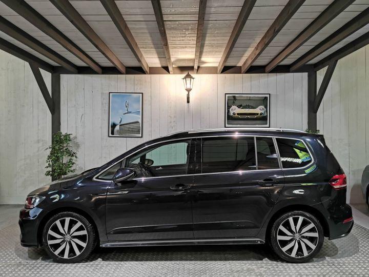 Volkswagen Touran 2.0 TDI 150 CV CARAT BVA 7PL Noir - 1