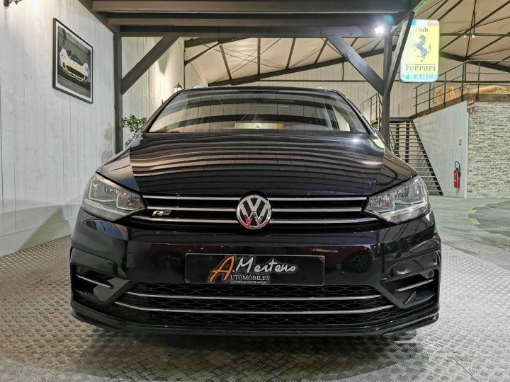 Volkswagen Touran 2.0 TDI 150 CV CARAT BVA 7PL Noir - 3